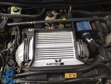 AIRTEC Mini Cooper S R53 Top Mount Intercooler Upgrade Polished Finish