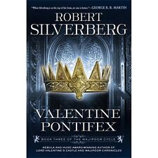 Valentine Pontifex - The Majipoor Cycle Book Three  #3 by Robert Silverberg New