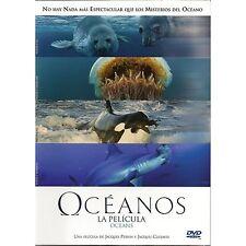 Oceanos / Oceans La Pelicula DVD NEW Factory Sealed!