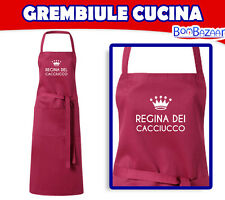 Grembiule da cucina REGINA DEL CACIUCCO - piatto tipico Toscana
