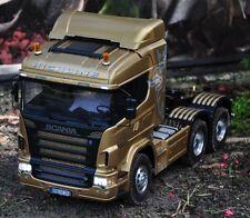 New Tamiya Semi Truck 1:14, custom built, professional painting, RTR sound&light