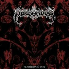 "Poisonous ""Perdition's Den"" CD [FINEST OLD SCHOOL DEATH METAL FROM BRAZIL]"