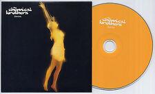 CHEMICAL BROTHERS Swoon 2010 UK 1-trk promo CD radio edit