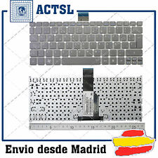 KEYBOARD SPANISH for LAPTOP ACER S3 Gray