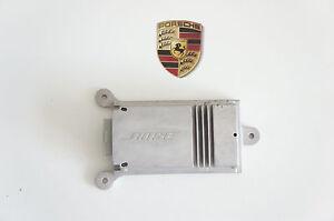 Porsche 911 991 981 718 Amplifier Bose Booster Amplifier Subwoofer 99164556700