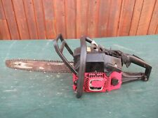 "Vintage Jonsereds 520Sp Chainsaw Chain Saw 14"" Bar Parts"
