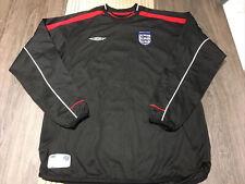 England Umbro 2002 Goalkeeper Shirt - World Cup 2002 - UK Size Large Boys