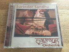Surinder Sandhu - Saurang Orchestra - Music CD