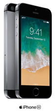 Apple iPhone SE - 32GB - Space Gray (Unlocked) A1662 (CDMA + GSM)