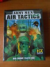 Gioco ARMY MEN AIR TACTICS Real Combat Platic men- PC CD-ROM- NUOVO in Box