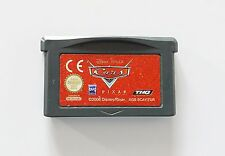 Game / Juego Disney Pixar Cars Nintendo Game Boy Advance (Eur) (GBA)