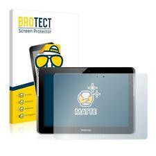 2x Samsung Galaxy Tab GT-P5110 Display Protection Film Matte Anti-glare