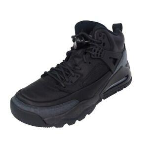 Nike Air Jordan Spizike 270 Boots Men's Shoes Black Leather CT1014 001 Size 11