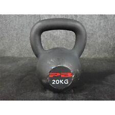 Perform Better 20KG Black Kettlebell Weight*