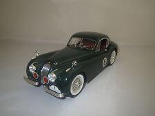 "Signature Models  ""1949""  Jaguar  XK  120  #6  (grün)  1:18  ohne Verpackung !"