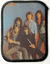 More details for helloween - old og vtg 1980`s printed patch sew on kiske aufnäher/écusson/parche