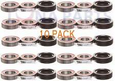 10Pcs Kenmore Washer Tub Bearings &Seal Kit fits W10435302 W10447783 replacement