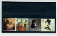 M2376sbs GB Royal Mail 2000 Entertainers Tale Set of 4 MUH stamps