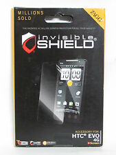 InvisibleShield for HTC EVO 4G - Screen - 1 Pack - Screen Protector - Clear