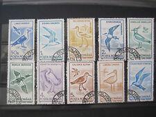 Rumänien MiNr. 4642-4651 gestempelt (V 877)