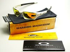 Oakley Mag Switch Magnesium Pearl White Fire Sonnenbrille Juliet Mars Four Romeo