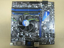 Bundle MSI-H67MA-E45(B3) Mainboard |CPU Intel core i7-2600|1155|2Gb DDR3| K059