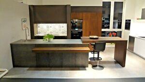 Modern Kitchen Design-Italian Style Cabinets-Moving countertop- European Style