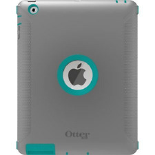 Otterbox Defender Case for Apple iPad 4th Generation, iPad 3, iPad 2, Gray Green