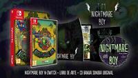 Nightmare Boy Special Edition Nintendo Switch Platformer Action Adventure Game
