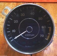 Original 1968-1969 Datsun Fairlady 1600 Tachometer-7000 RPM