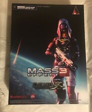 Unopened Tali'Zorah Play Arts Kai