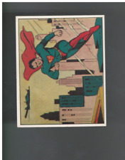 A7861- 1984 Superman Reprints Collector Cards 1-72 -You Pick- 10+ FREE US SHIP