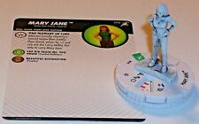 MARY JANE 019 Superior Foes Of Spider-Man Marvel HeroClix Sketch Variant