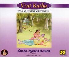 Avarat Jivarat Vrat Katha - CD - SUR SAGAR -  FREE UK POST