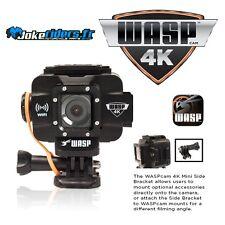 WASPcam 9907 4K Action Cam - WIFI - video 12Mpixel - photo 20Mpixel - Angle 170°