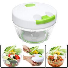 Hand Held Kitchen Food Fruit Vegetable Chop Chopper Slicer Dicer Cutter Shredder