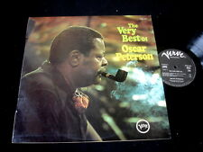 OSCAR PETERSON/THE VERY BEST OF/VERVE/JAZZ/ FRENCH PRESS