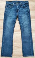 Levis Mens Jeans Size 32 x 30 527 Low Boot Cut Blue