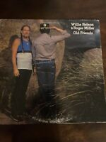 Willie Nelson & Roger Miller - Old Friends  1982 CBS Records