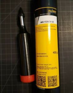 Grease gun for Becker vacuum pump filled with 45g Kluber Amblygon TA 15/2