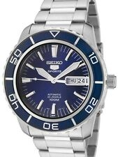 Seiko SNZH53 K1 Poor Man's Fifty Fathoms Diver's Automatic Watch COD