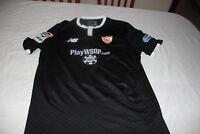"""Camiseta SEVILLA FC 2017-18 (5 primeras jornadas LIGA) 20 L. MURIEL """"M"""" NB Away"""