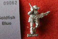 Games Workshop Warhammer 40k Imperial Guards Cadian Vox Caster Metal Figure New