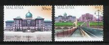 2001 MALAYSIA PUTRAJAYA (2v) MNH
