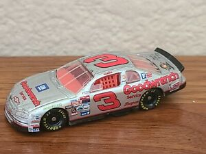 """1995 #3 Dale Earnhardt The Movie """"Quicksilver"""" 1/64 All-Star Race 9 of 12"""