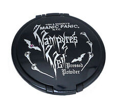 Moonlight Vampyre's Veil Manic Panic Pressed Powder Compact  Make Up Goth