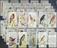 CARRERAS-FULL SET- BIRDS OF THE COUNTRYSIDE (50 CARDS) - EXC