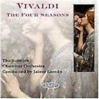 Vivaldi - Laredo : Four Seasons (CD) (1995)