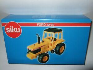 SIKU FORD TW35 INDUSTRIAL  model farm tractor 1 32 trekka trattore BRITAINS UH