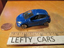 MATCHBOX DARK BLUE MAZDA 2 CAR SCALE 1/64 - LOOSE! NO BOX!